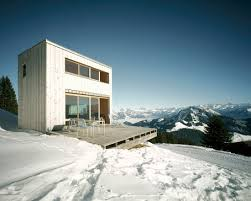 Winter House Holiday House On The Rigi Afgh Switzerland House And Architecture