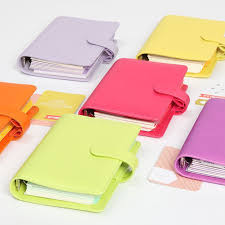 agenda sur bureau dokibook a5 a6 de bonbons couleur temps planner dans agendas de