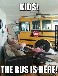 School Bus Meme - joseph lea and associates inc are user pay school bus fees