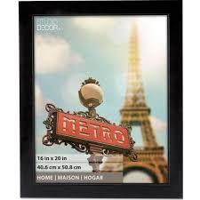 black studio home collection frame by studio decor