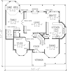 traditional floor plans traditional home plan 19195gt architectural designs