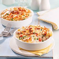 cuisiner du thon en boite casserole de légumes riz et thon soupers de semaine recettes