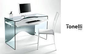 bureau ordinateur blanc laqué bureau informatique blanc laque stunning lit extensible fly awesome