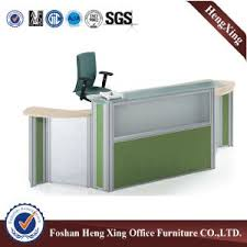 Modern Office Reception Desk Reception Table Manufacturers Factory And Suppliers Heng Xing