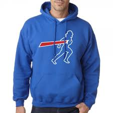 for sale t shirts and hoodies featuring the u0027bills streaker