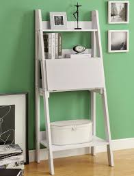 Leaning Bookcase White by Furniture Home Oak Shelves Kitchen Shelves Design Modern 2017