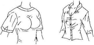 folds female clothes draw anime joshua nava arts