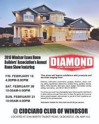 2016 windsor essex home builders u0027 association u0027s annual home show