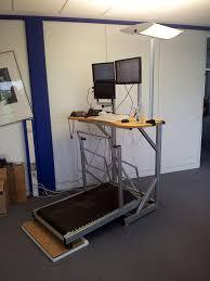 Desk Treadmill Diy Treadmill Desk Diy Creative Desk Decoration