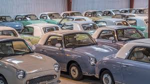 nissan jdm cars we visit duncan imports the country u0027s largest classic japanese