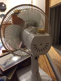 Oscillating Desk Fan by Windmere Oscillating Desk Fan Vintage Ceiling Fans Com Forums
