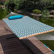 Hammock Stand Walmart 15 Feet Heavy Duty Steel Hammock Stand Two Person Quilted Fabric