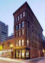 old office building in boston transformed into a grand multi