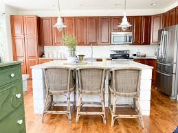 how to refinish cherry wood cabinets why refinishing your kitchen cabinets is a idea the