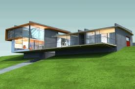 steep hillside house plans steep hill house plans contemporary house for a sloped lot plan