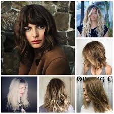 casual hairstyles u2013 haircuts and hairstyles for 2017 hair colors