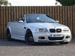 bmw m3 decapotable used bmw e46 m3 00 06 cars for sale with pistonheads
