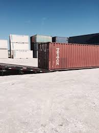 how a shipping container is moved and delivered saf t box