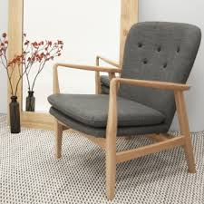 scandinavian armchair carl armchair grey scandinavian style armchairs and room decor
