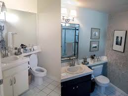 Bathroom Before And After Photos Gallery Of Simple Bathroom Makeover Ideas For Small Bathroom