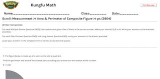 math grade 6 measurement worksheets and resources singapore math