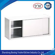 kitchen cabinet sliding doors china price cheap stainless steel sliding door wall storage