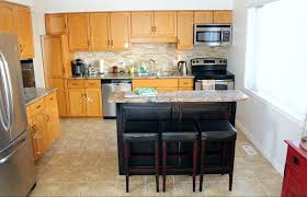 diy kitchen furniture 10 diy kitchen cabinet makeovers before u0026 after photos that