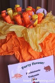 dinosaur party favors the most amazing and easy dinosaur party