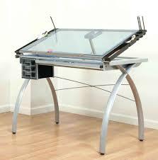 Glass Top Computer Desks For Home Desk Stupendous Clear Top Desk Desk Inspirations Walmart