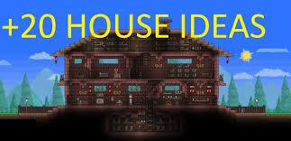 house ideas terraria
