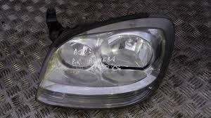 nissan almera tyre pressure 964323 front headlight left lh nissan almera tino 2004 2 2l 58eur