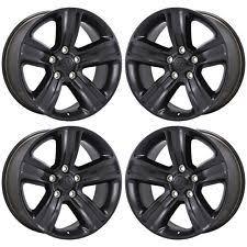 20 stock dodge ram rims dodge diameter 20 car truck black wheels for ram ebay