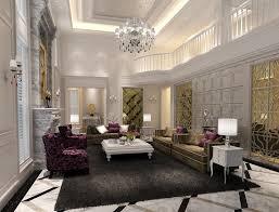 living room casual living room design ideas with cozy purple sofa