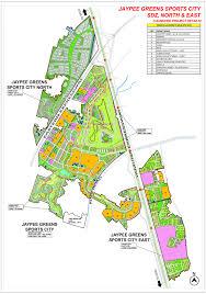 Circuit Court Map Jaypee Greens