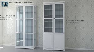 Ikea White Bookcase With Glass Doors by Cube Door Ikea U0026 954 Best Organize With Ikea Expedit Kallax