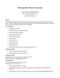 Sample Of Work Resume High School Student Resume No Work  Sample