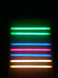 colored fluorescent light bulbs t8 t10 t12 color coating fluorescent tube colorpulse pinterest