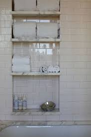 bathroom niche ideas 94 best bathroom niches shelving storage images on