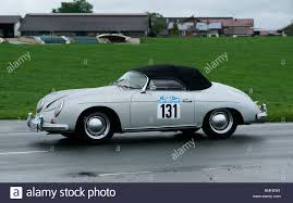 green porsche convertible old convertible porsche classic car stock photo royalty free