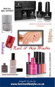 nail it this winter with these fabulous and fun nail colours femme
