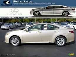 2013 lexus es hybrid specs 2013 satin cashmere metallic lexus es 300h hybrid 86725073