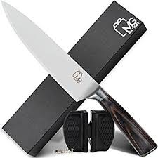 razor sharp kitchen knives 8 chef knife by apg kitchen best 8 inch forged