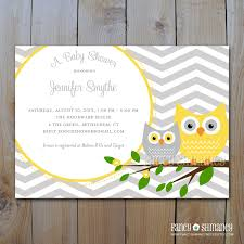 vintage owl baby shower invitations yellow baby shower invitations u2013 gangcraft net