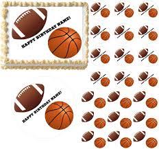 basketball cake toppers edible cake topper edible cake decor fondant edible basketball
