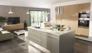 salon cuisine 30m2 idee déco cuisine ouverte rutistica home solutions