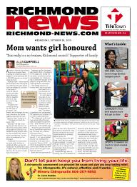 nissan canada richmond bc richmond news october 28 2015 by richmond news issuu