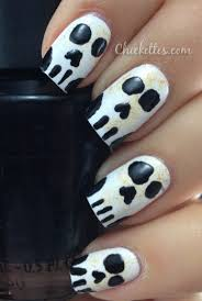 halloween skull nails u2013 chickettes soak off gel polish swatches
