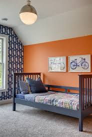 Paint Color Is Benjamin Moore Tangerine Dream  Paintbox - Bedroom colors 2012
