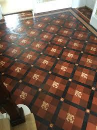 restoring a tiled hallway carpet cleaning