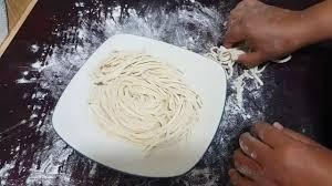 membuat mie sendiri tanpa mesin cara mudah membuat mie basah sendiri tanpa mesin youtube